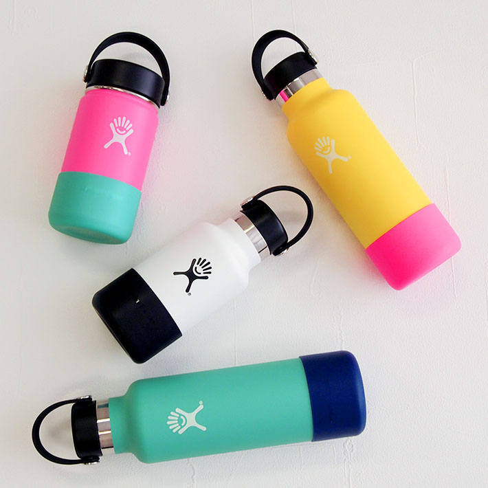 HYDRO FLASK (ハイドロフラスク) Flex Boot (flexible boots) water bottle water bottle  thermal insulation cold storage bottle