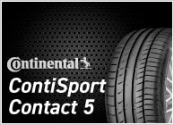 CONTINENTAL CONTI SPORT CONTACT 5(コンチネンタル/コンチ スポーツ コンタクト5)