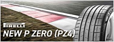 PIRELLI NEW P ZERO(ピレリ/ニュー ピーゼロ)