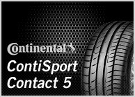 CONTINENTAL CONTI SPORT CONTACT 5(コンチネンタル/コンチ・スポーツ・コンタクト・ファイブ)
