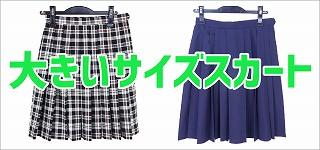 大きいサイズスカート
