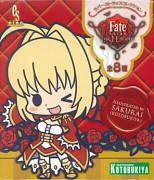 ラバーストラップコレクション Fate/EXTRA Last Encore