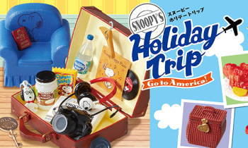 SNOOPY'S Holiday Trip Go to America! (スヌーピー ホリデートリップ)