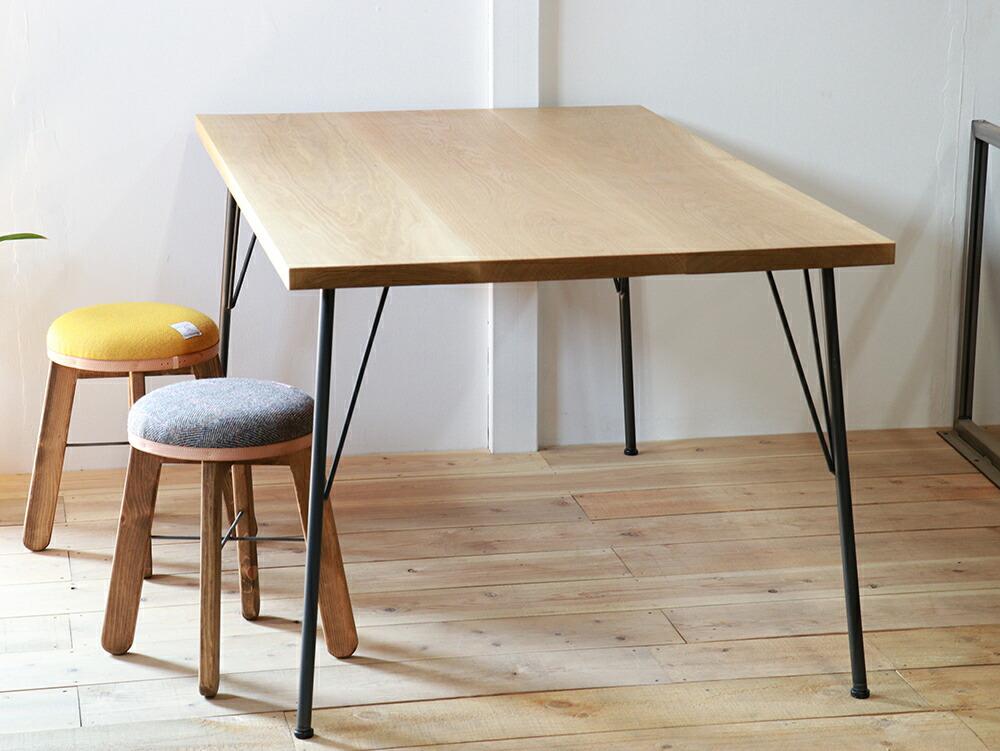簡単にカフェ風なテーブルが作れます