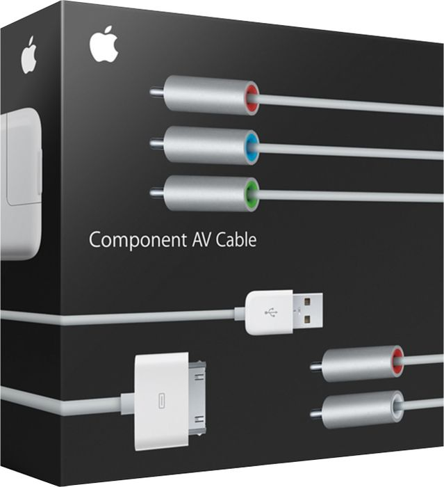 Cable Composite Av Iphone