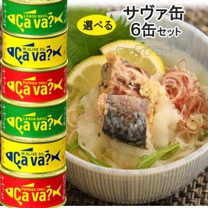 サヴァ缶6缶