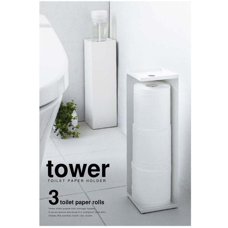 The Beautiful Hidden Corner Toilet Paper.