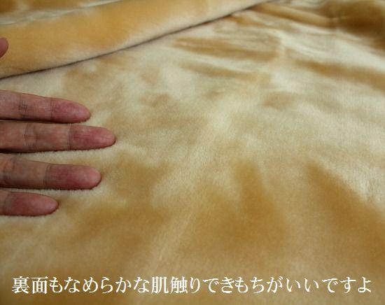 西川シングル毛布