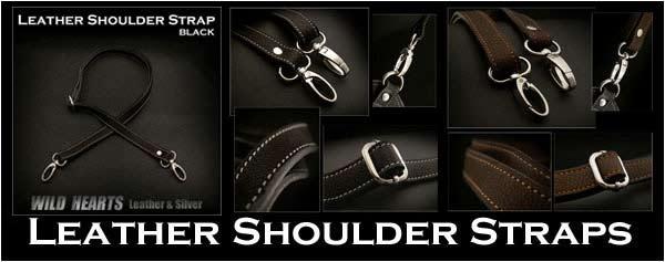 Leather,Shoulder,Strap,レザー.ショルダー.ストラップ