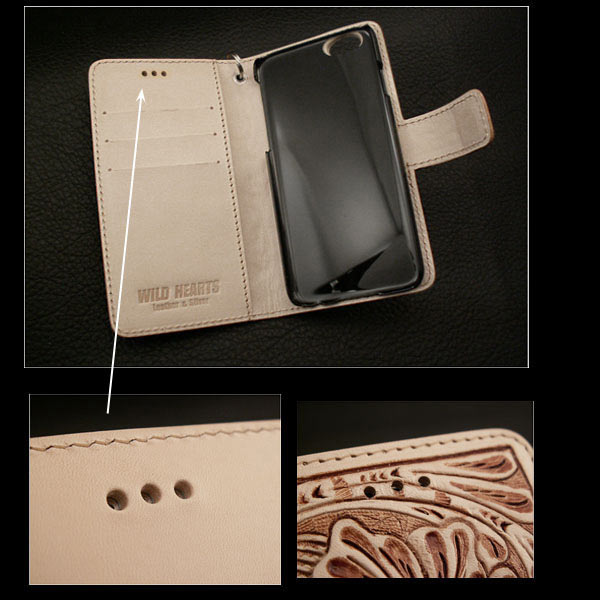 card holder flip case cover for Aapple iphone 6