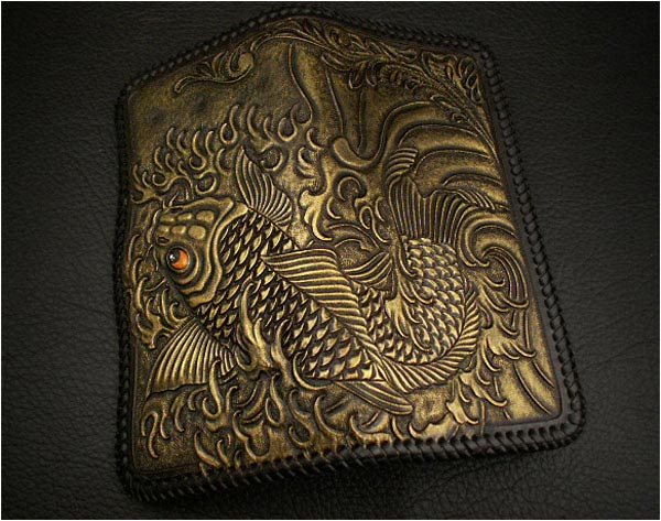 Wild hearts rakuten global market men s wallet biker