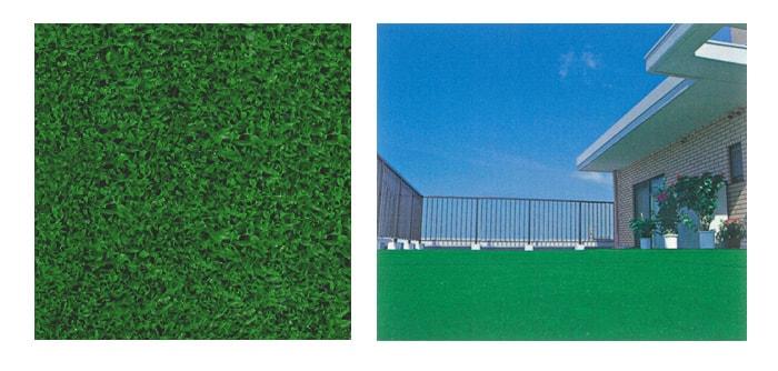スパックターフ WK (R) 人工芝 約1.8m幅×20m 透水シリーズ 東レ 一般家庭やパブリックスペースに