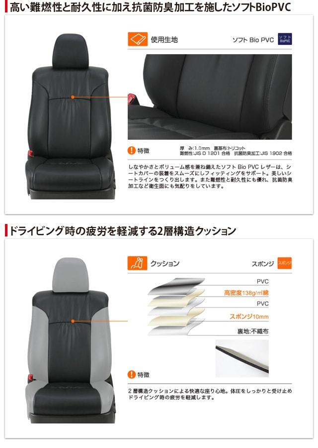 難燃性と耐久性に優れるソフトBioPVCレザーに抗菌防臭加工 2層構造クッションによろ快適な座り心地
