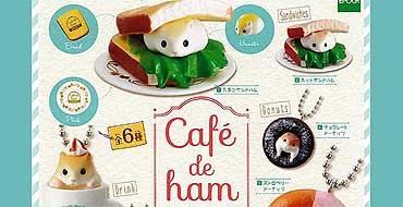 cafe de ハム Sweet