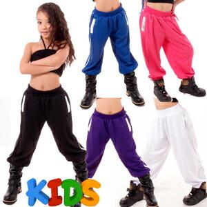 Hip hop clothing style girls