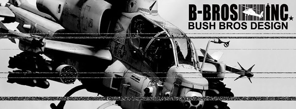 BUSH BROS DESIGN(ブッシュブロスデザイン) 商品一覧ページ