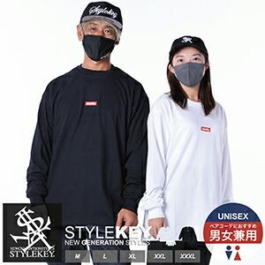 STYLEKEY/スタイルキー/SMART BOX L/S TEE/商品ページ