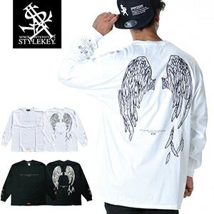 STYLEKEY/スタイルキー/FALLEN ANGEL L/S TEE/商品ページ