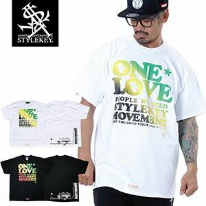 ONE LOVE S/S TEE