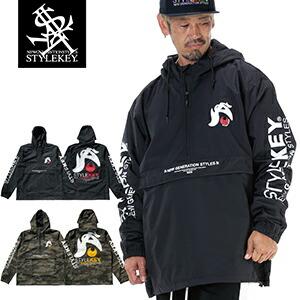 STYLEKEY/スタイルキー/LEAPING ANORAK JACKET/商品ページ