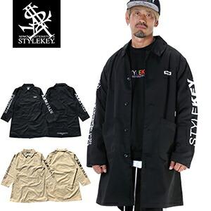 STYLEKEY/スタイルキー/RESULT DUST COAT/商品ページ