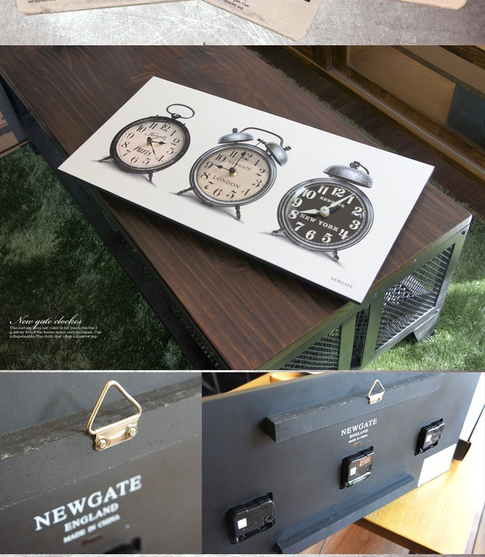 Watch Vintage Damage Appeal Originality And Realism To Deploy British Brand Newgate Lambethtimezone Lambeth Time Zone Is The Clock