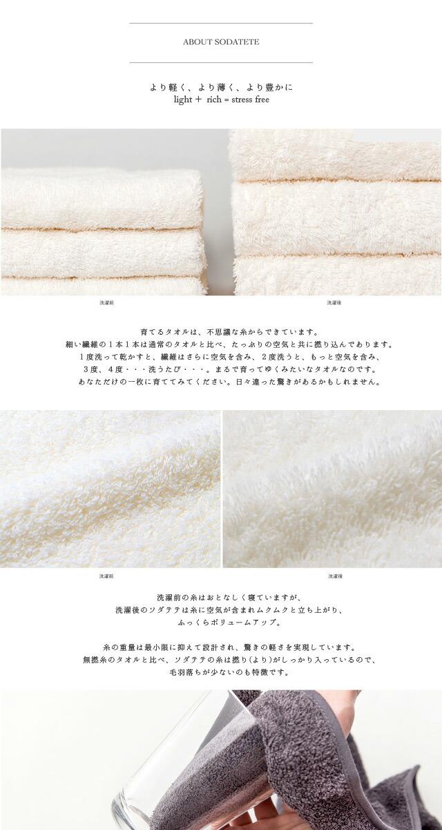 SODA-TE-TE ( towel )