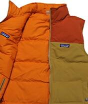 【patagonia】Bivy Down Vest