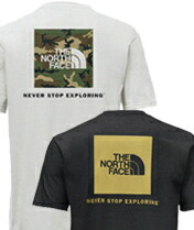 【THE NORTH FACE】RED BOX TEE