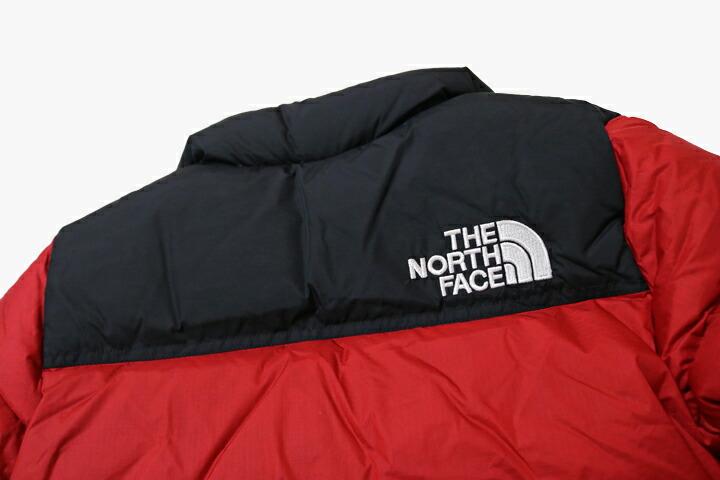 THE NORTH FACE <BR>MEN'S NOVELTY NUPTSE JACKET<BR>ノースフェイス ダウンジャケット