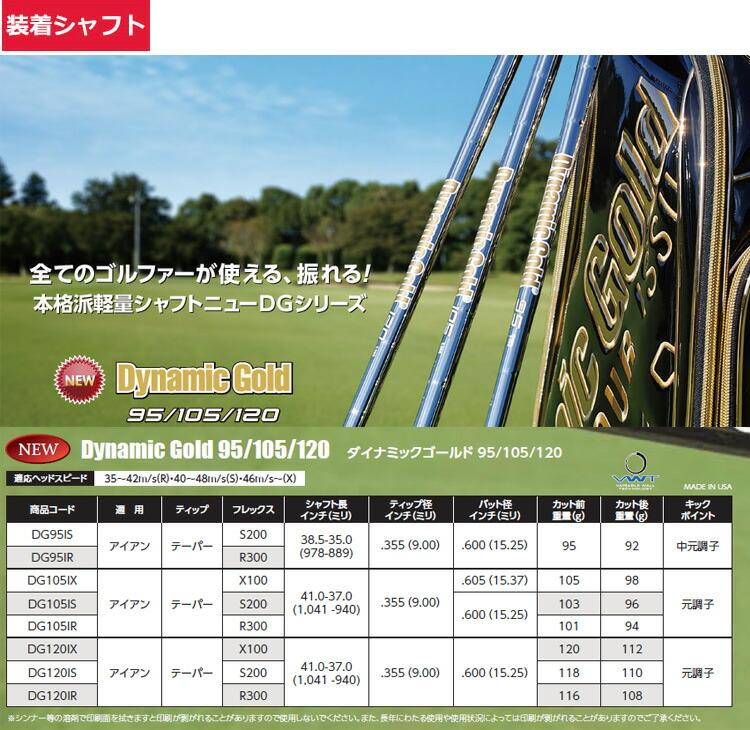 【特注品】タイトリスト 718 AP3アイアンセット(5I〜Pの6本) ダイナミックゴールド 95/105/120シャフト[Titleist]【ゴルフクラブ】