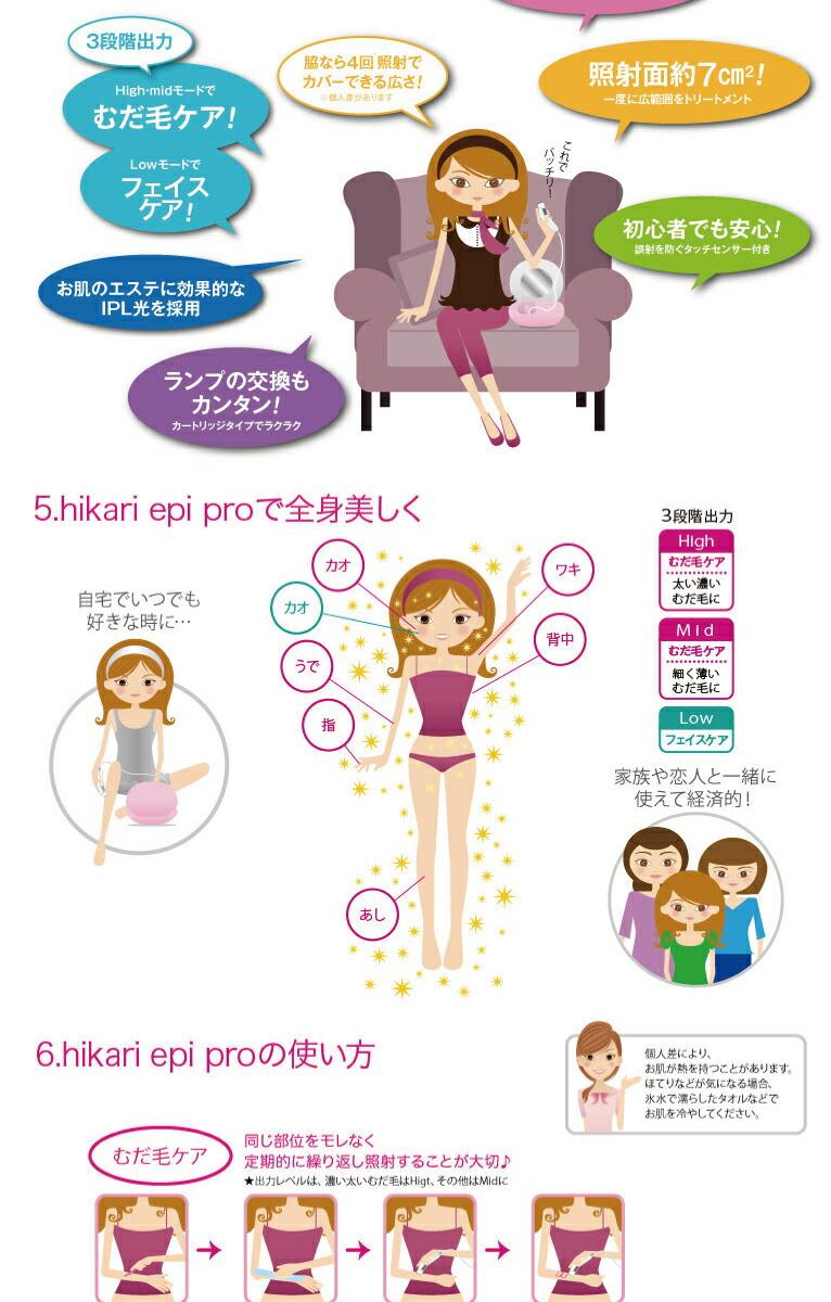 hikari epi説明6