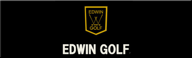 エドウィンゴルフメインページ
