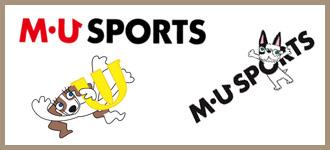 エムユースポーツメインページ