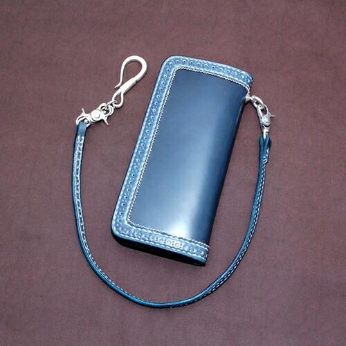 コードバンウォレット 長財布 革財布 革製品