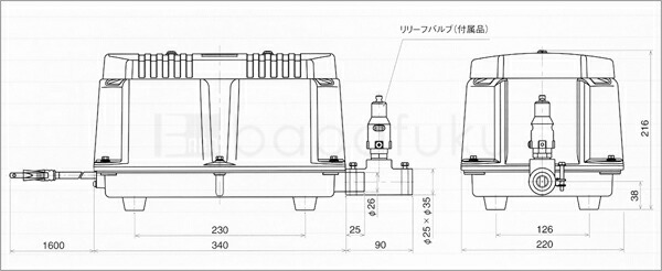 安永LW-300A/60Hz/単相