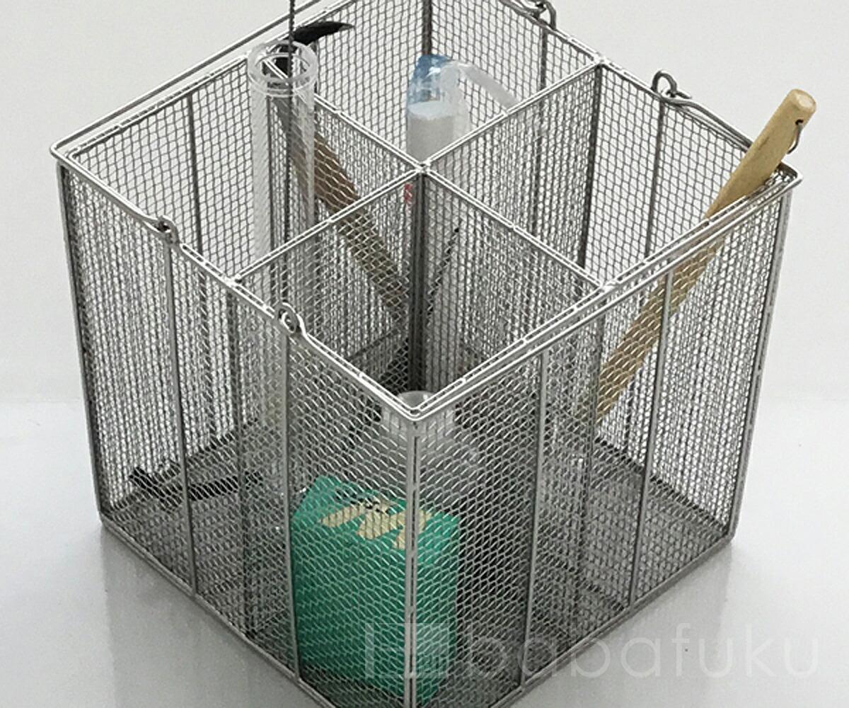 バミルシリーズ浄化槽点検用カゴ