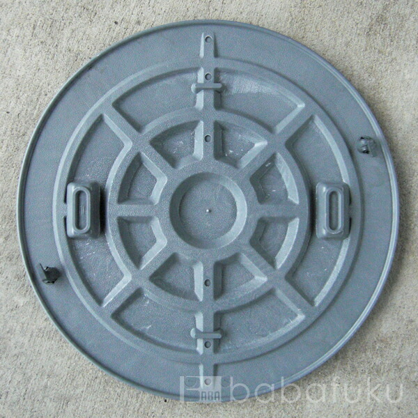 ニッコー蓋(直径65.0cm耐荷重500kg) 詳細図