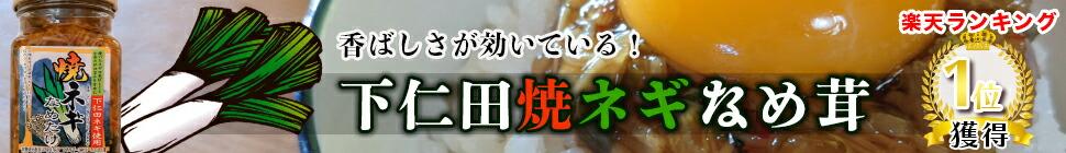 下仁田焼きネギ