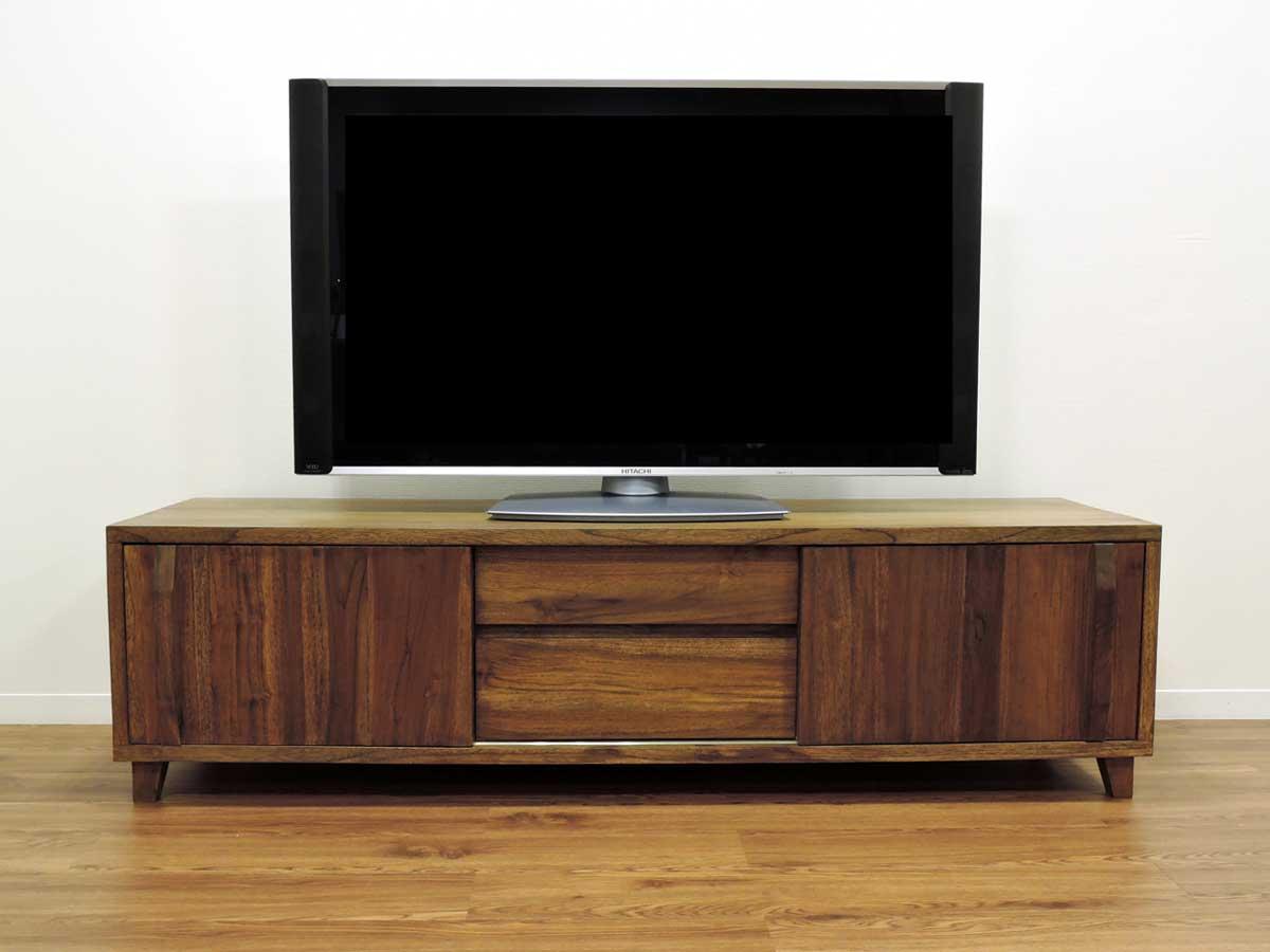 チーク カバロ スキャンディ TVボード