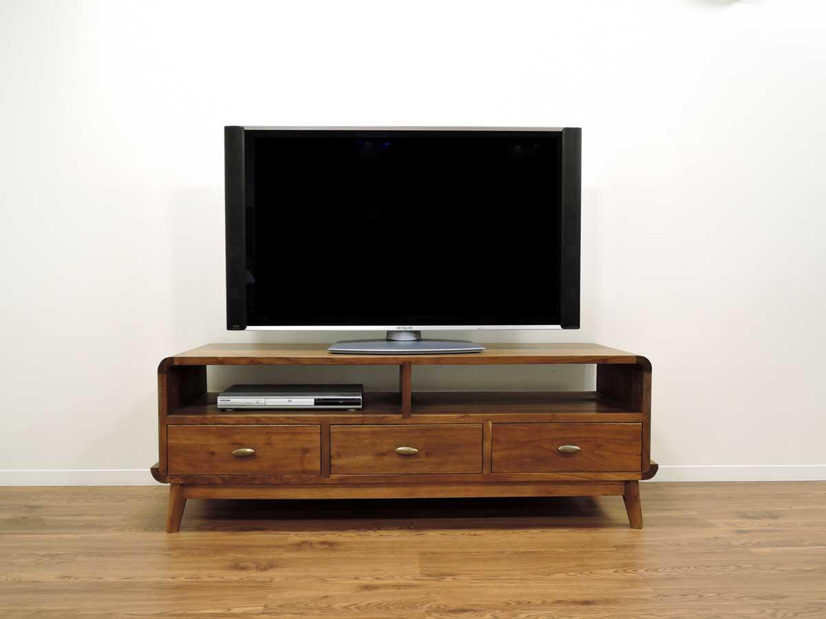 チーク テレビボード150
