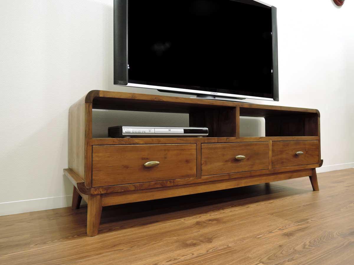 チーク テレビボード150_1