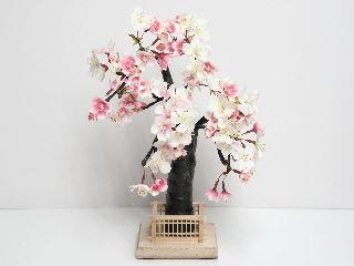 雛人形木目込人形飾りの創作桜
