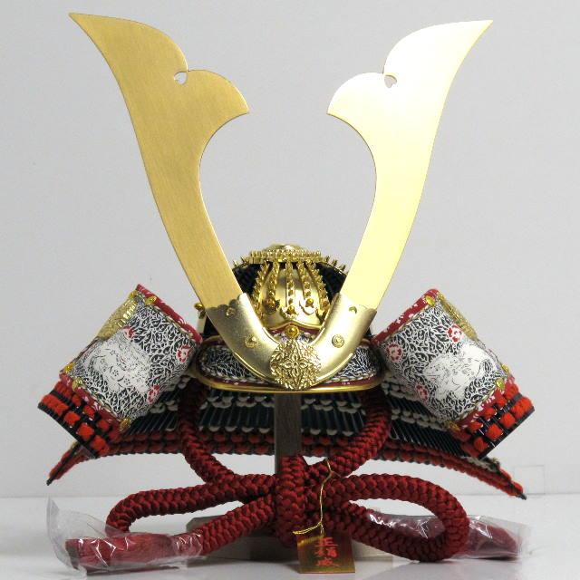 【五月人形】【日御碕神社所蔵模写】白糸威之兜【雄山作】