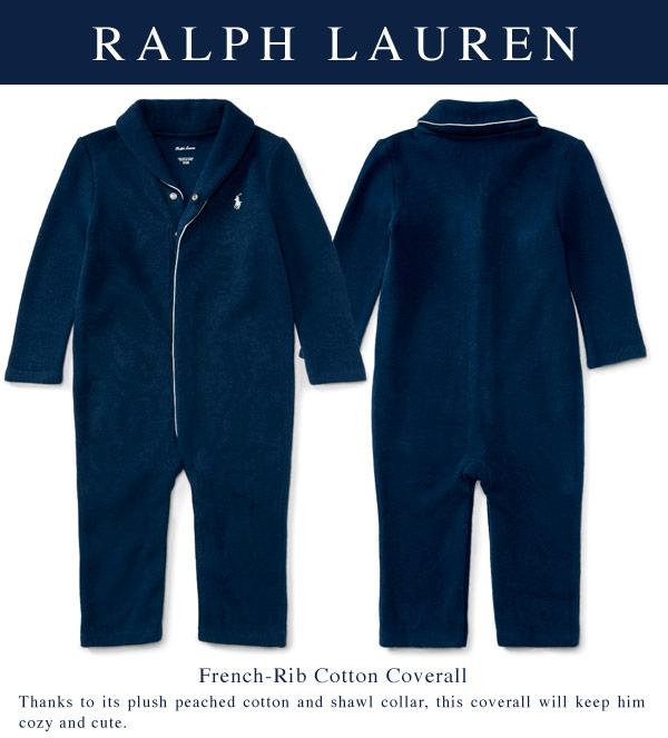 ラルフローレン,ロンパース,ベビー,出産祝い,RalphLauren,赤ちゃん, 女の子, 男の子, 短肌着, ボディスーツ, 長袖