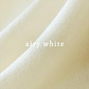 airy white