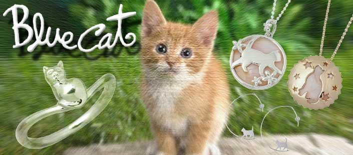 bluecat(ブルーキャット) シルバーアクセサリー