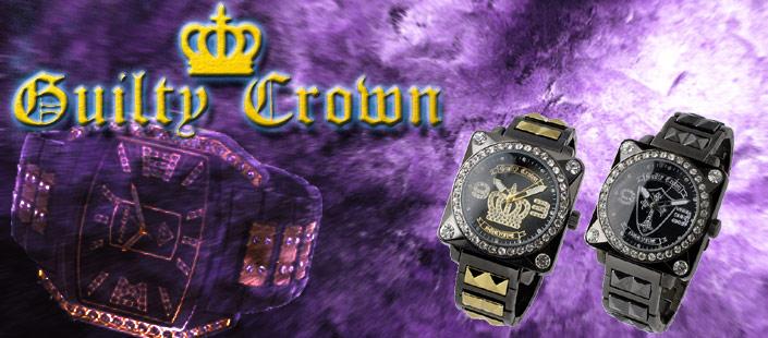 GUILTY CROWN(ギルティークラウン) 腕時計/ハンドウォッチ
