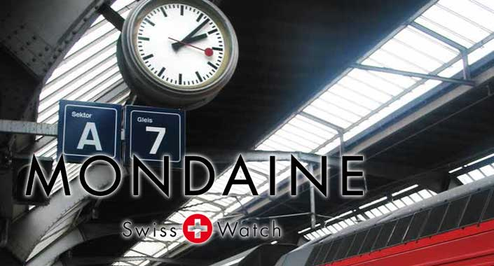 MONDAINE(モンディーン) 腕時計/ハンドウォッチ