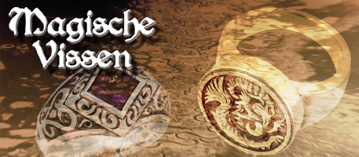 Magische Vissen(マジェスフィッセン) シルバーアクセサリー